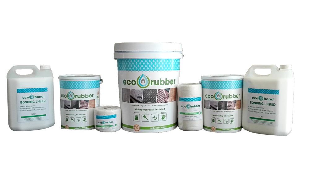 all eco rubber products